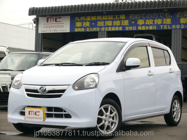 Reasonable price daihatsu mira with Good Condition Mira e:S G made in Japan
