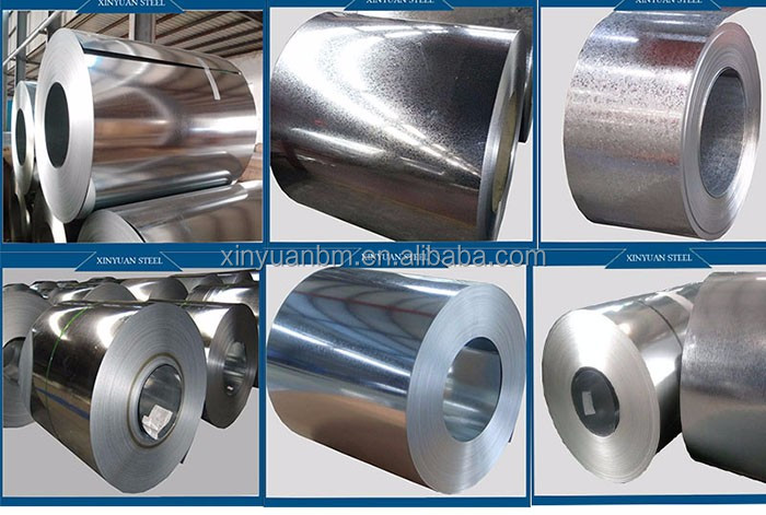 GI Steel Coil/ Manufacture High Quality Best Price Galvanized Steel Coil