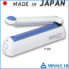 Easy to operate and Reliable hand sealing machine Compact desktop manual sealer at reasonable prices