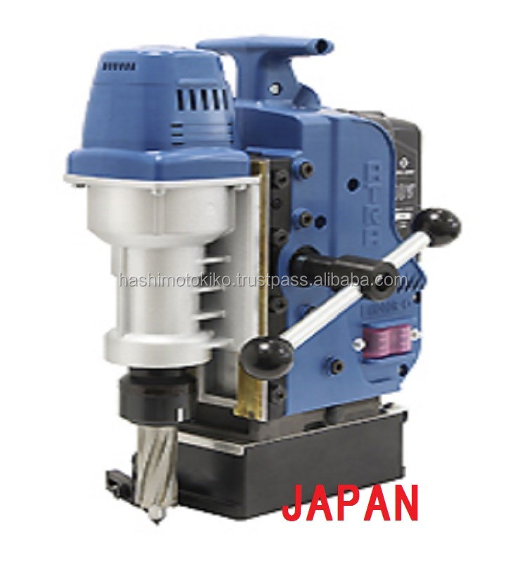 Premium professional japanese magnet drilling machine motor type