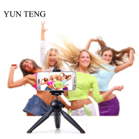 YUN TENG Mini Stand Tripod 228 Mini Tripod Self Timer camera shutter for mobile phones/camera