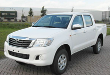 Toyota 2.5 Ltr 4x4 Pick Up Europe