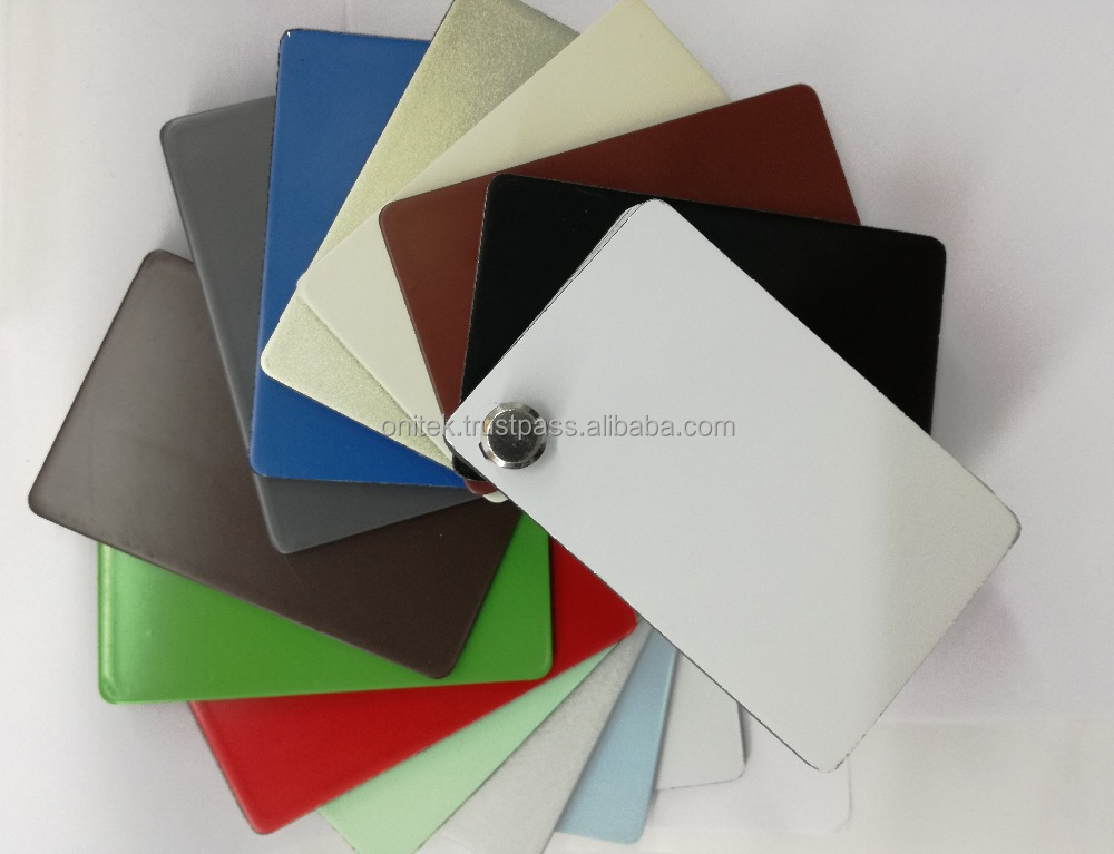 Aluminum Plastic Composite Panels for indoor & outdoor