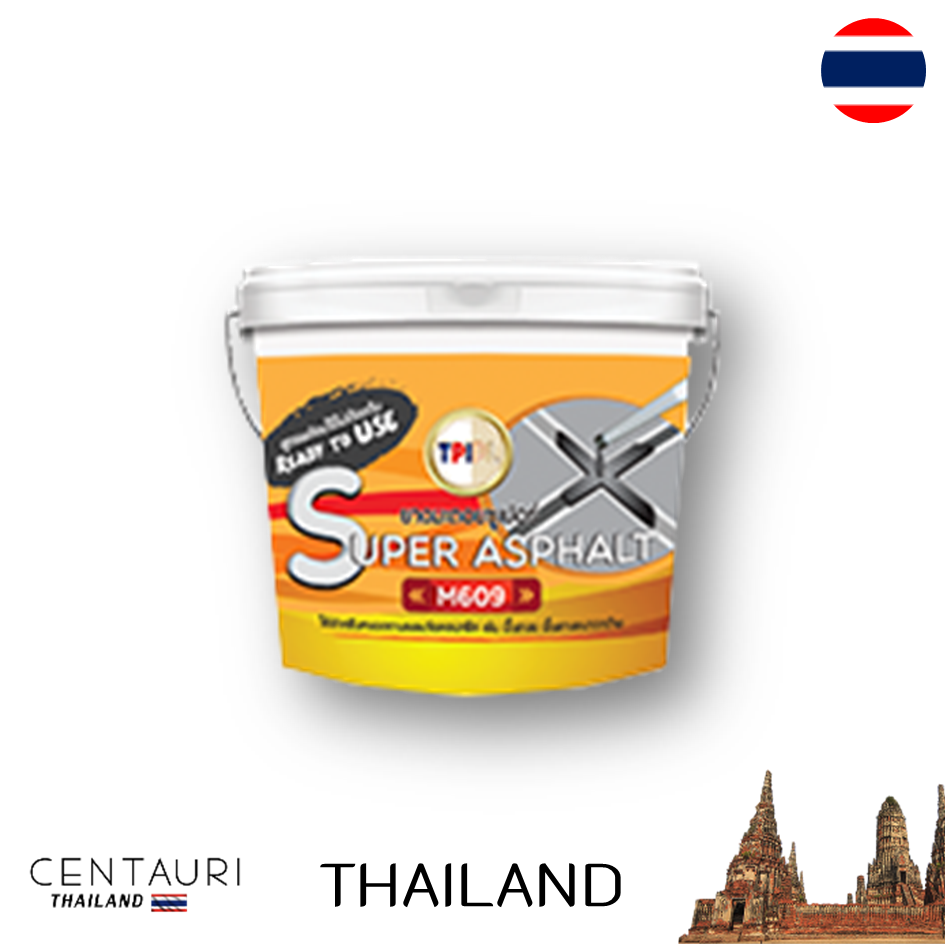 great 5 gallon bucket early white natural color Thai cement Mortar Super Asphalt and Super Asphalt from Thailand