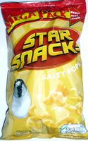 Star Snacks corn puffs - different flavours & package sizes available