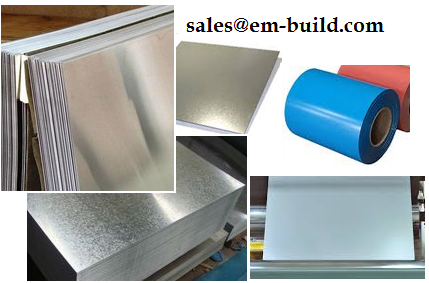 Dubai supplier of GI, Aluminum, Aluzinc and SS Coils and sheets + 971 56 7796760 UAE