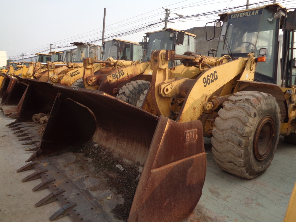 used cat 962 wheel loader, used cat 962g /938g wheel loader for sale