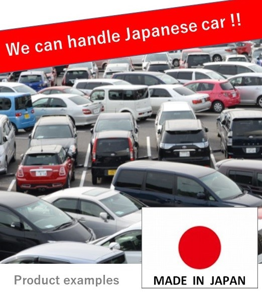 Popular and Reliable Used car Non-used car with Low fuel consumption Made in Japan