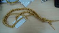 MILITARY AIGUILLETTE AGLET, MILITARY UNIFORM AIGUILLETTES