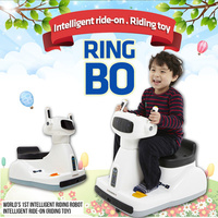 Air robot [RINGBO] Riding Robot