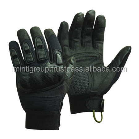 Combat & Military Gloves, Army Military Hard Knuckle Tactical Combat Gloves for Airsoft Paintball Sports