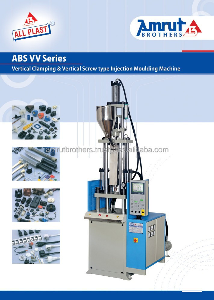 3 pin moulding machine