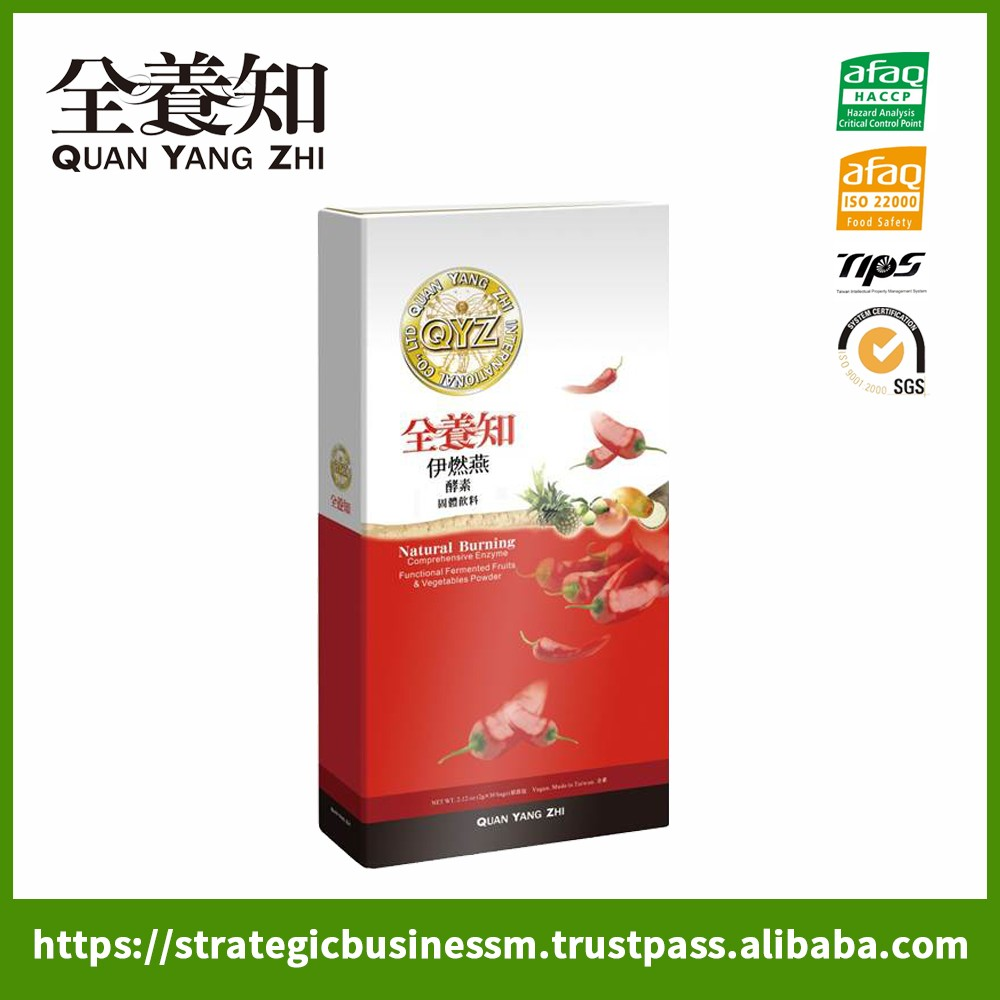 Pure Nature Fruits and Vegetables Enzyme Tablet For Beauty and slimming