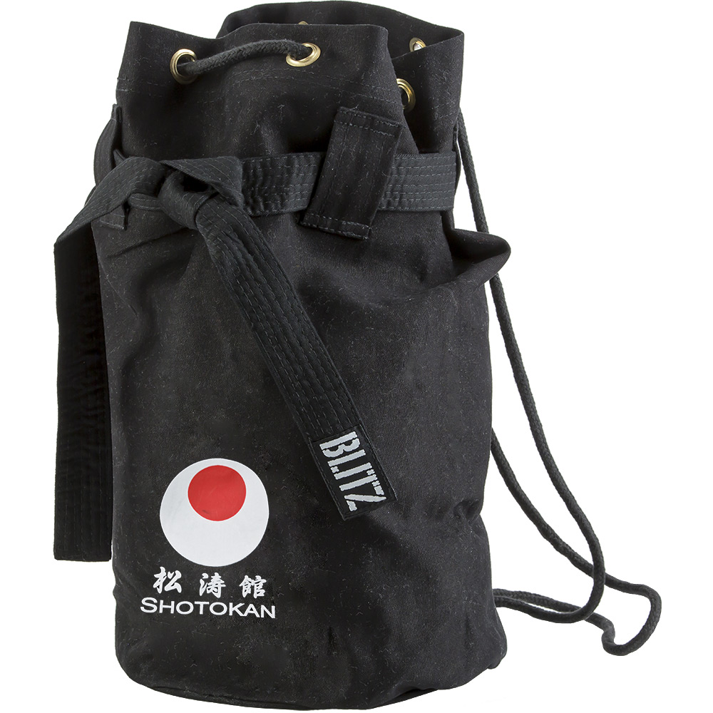 Shotokan-Discipline-Duffle-Bag-Black,Soccer Ball Sport Backpack Shoes Net Adult Blue Black Red Basketball Volleyball