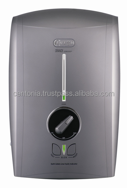 Centon Grande Silky Series Electric Instant Water Heater