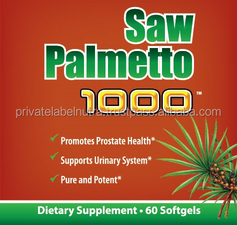 Made in USA / OEM Nutritional Supplement SAW PALMETTO EXTRACT