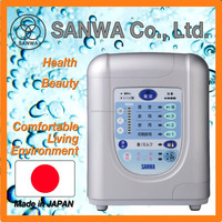True Japanese Quality Alkaline Water Ionizer made in Japan