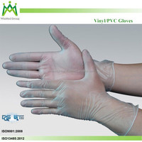 Good quality and good price PVC glove