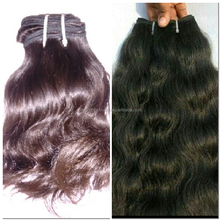 Young lady Indian remy hair, free weave hair pack MOQ 1 pc cheap quality body wave 100% virgin indian hair,quality wafting hairs