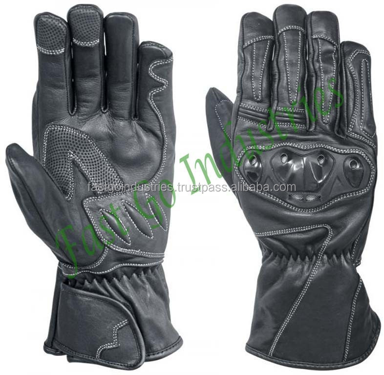 High quality design well exceptional Motorbike Leather Gloves