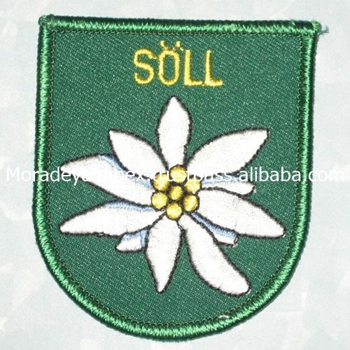 Shine Marrow Border Embroidery Patches Girls Embroidery Sew on Patches Embroidery Patches