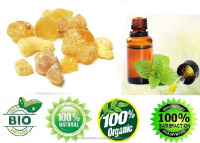 Boswellia Gum Oil with material safety data sheet