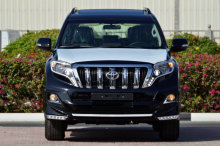 2017 MODEL TOYOTA PRADO VX 3.0L TURBO DIESEL EURO SPEC