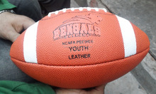 Customized Hand-sewn best price American Football for match