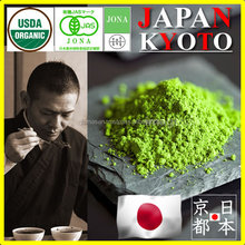 Organic and Premium maccha with Healthy and beauty made in Japan