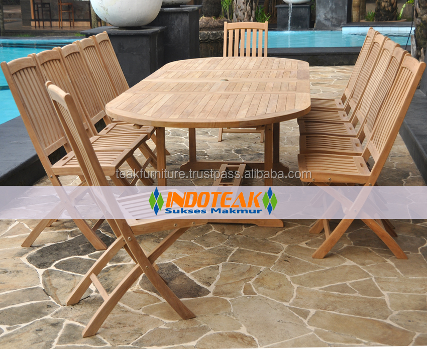Outdoor Turniture - Teak Patio Sets - Guaranteed High Quality