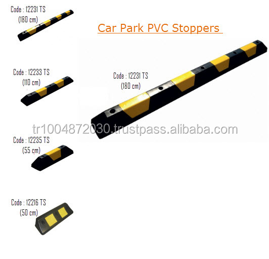 Car Parking PVC Stopper