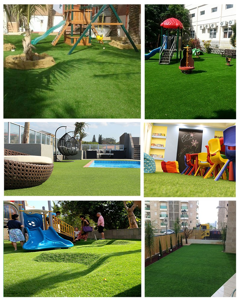 AVG Manufacture Most Realistic Synthetic Grass Fake Outdoor Grass For Dogs