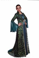 Arabic style Hurrem Sultan evening dress