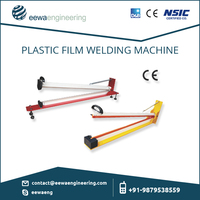 Quick Operated Plastic Film Welding Machine / Film Welding Station