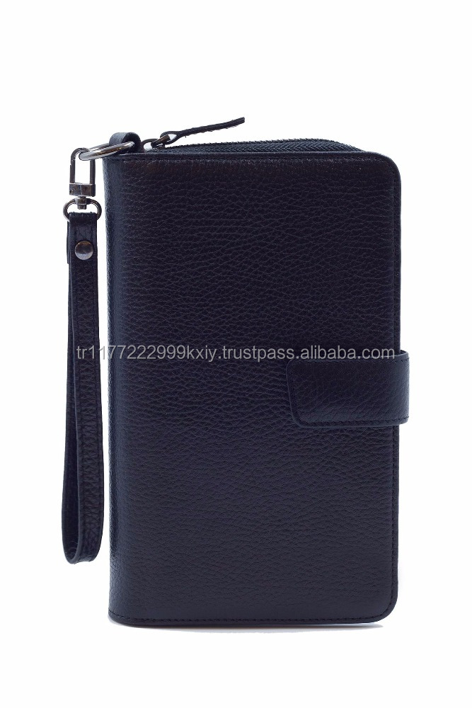Genuine Leather High Quality Men Wallets