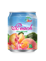250ml Caned Peach Juice
