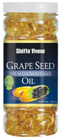 Grape Seed Oil Softgel 1000 mg x 100 softgels Natural Vital Health Food Supplement