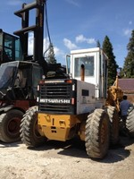Used Mitsubishi Motor Grader MG330 for sale