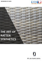 PLASTIC RATTAN SYNTHETIC MATERIAL.