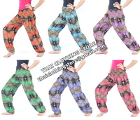 Print Harem pants, Women Harem pants, Yoga pants