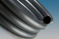 Semi-flexible galvanized steel air duct