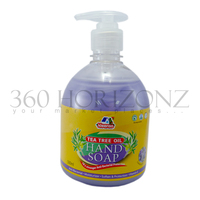 Tea Tree Oil Hand Soap (Lavendar) 500ml