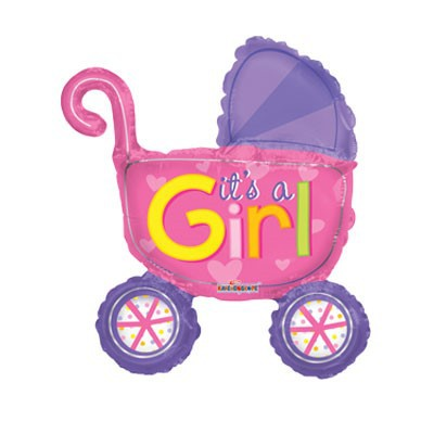 CV 14 DS BABY GIRL STROLLER MINI SHP #13005
