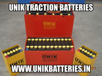 Motive Power Traction Forklift Batteries