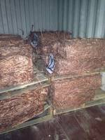 Copper Wire Scrap with 99.99% Purity / Red Scrap Copper Wire / Milberry Copper