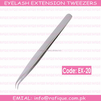 Japanese Stainless Steel Eyelash Extension Tweezers