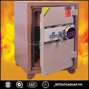 Factory directly supply money counting safe - WELKO - KS 160 EV