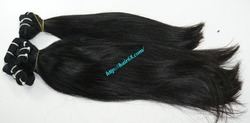 Wholesale Human Beauty Natural Hair No Dye Fast Shipping UPS DHL Remy Hair Extension