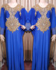 new kaftan abaya jalabiya moroccan caftan maxi dress with beautiful beads