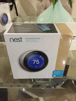 New Nest Learning Thermostat 3rd Generation
